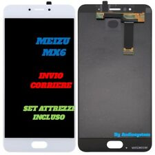 DISPLAY LCD +TOUCH SCREEN+ATTREZZI MEIZU per MX6 M685H BIANCO VETRO NUOVO