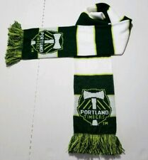 Portland Timbers Roughneck Scarves Made In UK- Official Merchandise OF MLS. RARE