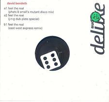 David Bendeth – Feel The Real