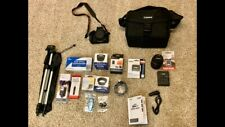 Canon EOS 2000D Rebel T7 Digital SLR Camera Kit and Accessory Bundle