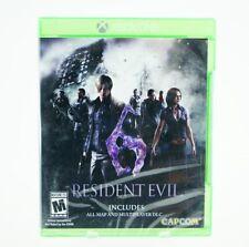 Resident Evil 6: Xbox One [Brand New]