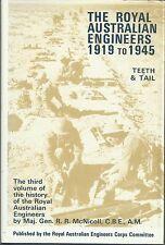 The Royal Australian Engineers 1919 to 1945 Volume 3