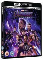 Avengers: Endgame 4K Includes Bonus Disk [Blu-ray] [2019] Region Free Pre-order