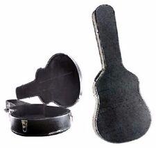 "Dreadnought Acoustic Guitar Black Hardshell Case 43"" long Kona Model 12WC100"