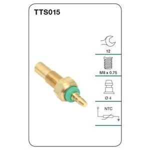 Tridon Engine Temp Switch TTS015 fits Ford Meteor 1.5 (GA,GB), 1.6 (GC), 1.6 ...
