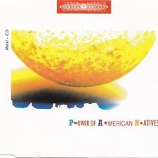 Dance 2 Trance Power of American natives (1992) [Maxi-CD]