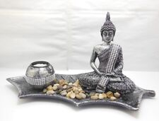 1X New Buddha Candle Holder For Decoration