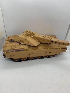 Vintage Hasbro 1985 GI Joe Mauler Tank Tested And Works!