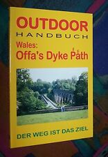 WALES: Offa's Dyke Path - 12 Etappen - Outdoor Handbuch # Conrad Stein Verlag