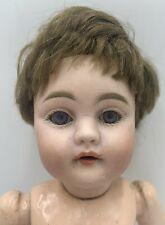 "Antique Small Kestner 143 German Doll 25cm 10"" Sleep Eyes BJD Germany"