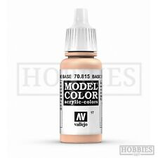 Vallejo Model Color Basic Skin Tone - Val70815 Acrylic Paint 17ml Bottle 017