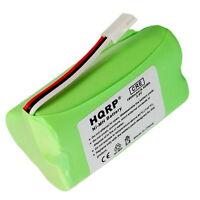 HQRP Battery for Logitech S-00116 / S00116, 984-000181 / 984000181, 180AAHC3TMX