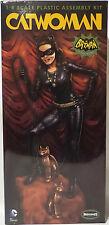 BATMAN 1966 VERSION : CATWOMAN (JULIE NEWMAR) 1/8 MOEBIUS MODEL KIT MADE IN 2014