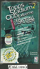 1994-95 Topps Stadium Club Basketball Series 1 & 2 Combo Boxes