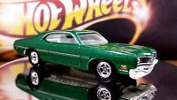 "Hot Wheels 1970 Mercury Cyclone, ""Real Riders"" 1/64 scale, Diecast, Ltd. Edition"