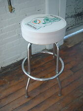90's Miami Dolphins bar stool mfr by KR Industries - old LOGO
