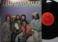 Soul Lp Third World You'Ve Got The Power On Columbia