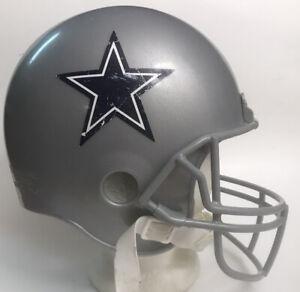 1970-80's Dallas Cowboys Plastic Kids/youth Football Helmet Replica by Franklin