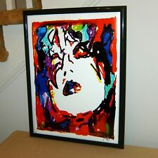 Ace Frehley, Kiss, Lead Guitar Player, Guitarist, Spaceman, Rock, POSTER w/COA 4