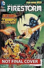 Fury of Firestorm the Nuclear Man: Vol 3: Takeover (Paperback) 9781401242923
