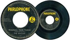 Philippines The BEATLES Strawberry Fields Forever 45rpm Record