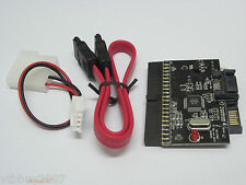 2 IN 1 IDE TO SATA SATA TO IDE Converter Adapter 40pin
