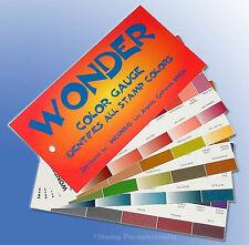 Wonder Stamp Color Gauge