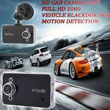 HD 1080 CAR CAMERA 2.4'' LCD CAR DVR MOTION DETECTION NIGHT VISION RECORDER