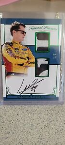 Landon Cassill National Treasures /5