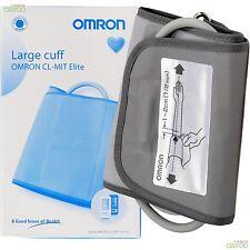 Omron Monitor De Presión Arterial Adulto Grande Puño 32-42cm para mit Elite / Elite Plus
