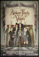 Addams Family Values (1993) Australian One Sheet