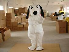 Giant Cartoon Dog Mascot Costume Character Outfit Dress Cosplay Party Adult Suit