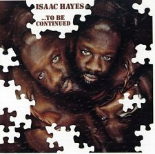 To Be Continued - Isaac Hayes (1989, CD NEUF)