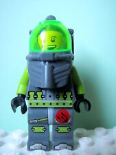 LEGO Minifig atl002 @@ Atlantis Diver 2 - Bobby with Flippers 8056 8072 8080