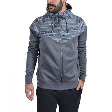 Nike Coursevent air max hybride hommes sweats à capuche gris taille l 805138 021