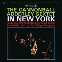 The Cannonball Adderley Sextet ‎– In New York VINYL LP RECORD