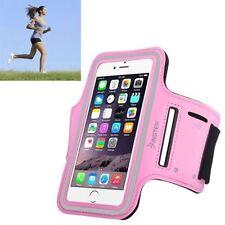Brassards rose pour téléphone mobile et assistant personnel (PDA) Apple