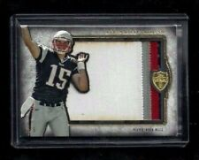 Ryan Mallett 2011 Topps Supreme ROOKIE DIE-CUT 4-Color Patch Relic #/5 Ravens SP