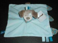 Peluches et doudous Nattou de chien pour bébé