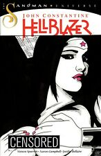 Hellblazer #1 RARE Blank Variant with original naughty Wonder Woman sketch