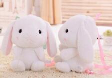 21'' School Backpack Japan Lolita Bunny Rabbit Plush Bag kid Birthday Xmas gifts