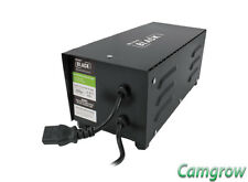 Lumii Black 600W Hps Magnetic Vented Ballast Hydroponic Lighting
