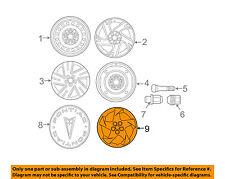 Pontiac GM OEM 03-10 Vibe Wheels-Wheel Cover 22676859