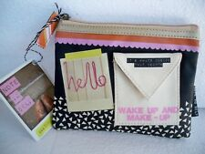 DISASTER DESIGN LINEA NOTE TO SELF HELLO MAKEUP BAG TROUSSE TRUCCHI