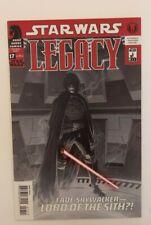 Star Wars Legacy #17 1st Cade Skywalker as Sith Lord HIGH GRADE GEM - CGC it