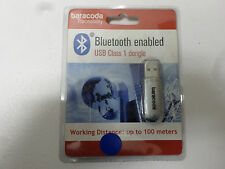 Baracoda Bluetooth Enabled USB Class 1 Dongle B40980103