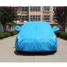 1pcs For Cadillac SRX 2010-2016 Blue Whole Cover Cloth Sun Rain  Protection Coat