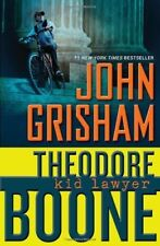 Complete Set Series - Lot of 6 Theodore Boone HARDCOVER books by John Grisham YA