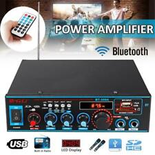 Car Audio Stereo Power Amplifier Bluetooth Home Theater Sub-woofer Sound System