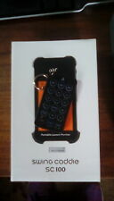 Voice Caddie SC100BK Portable Golf Launch Monitor - Black